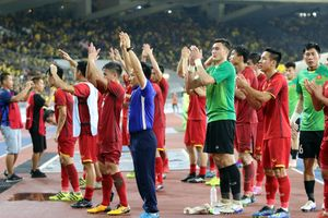Malaysia từng lên ngôi sân khách, Việt Nam đăng quang trên sân nhà