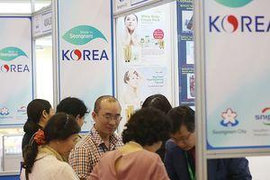 Việt Nam - Hàn Quốc thúc đẩy tăng đầu tư, thương mại
