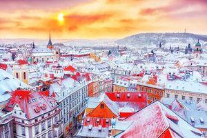 'Mãn nhãn' ngắm 20 thành phố có mùa đông đẹp nhất thế giới