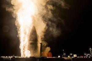 Nhật - Mỹ thử thành công tên lửa đánh chặn mới