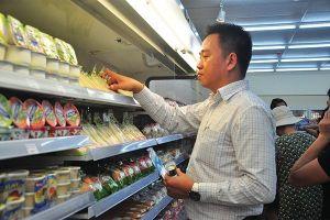 Giá thực phẩm biến động trước mùa mua sắm Tết