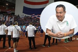 Bóng đá Thái Lan thất bại toàn tập, đá giải nào thua giải đó