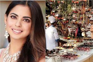Khoảng cách giàu nghèo nghiệt ngã qua 'đám cưới 100 triệu USD' ở Ấn Độ