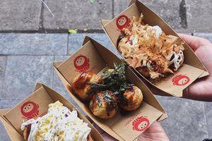 Ngày lạnh, rủ hội bạn đi ăn món vặt Nhật, Hàn giữa lòng Hà Nội