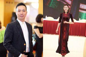 Nhà thiết kế Việt đưa họa tiết dát vàng lên áo dài