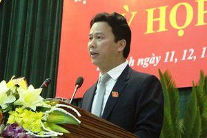 Chủ tịch tỉnh 'nóng mặt' vì bị giả chữ ký khai thác đất trái phép
