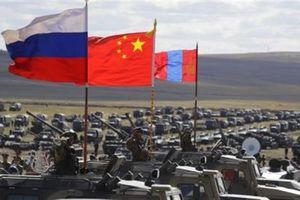 Mỹ nhắc Nga về 'cái gai' Trung Quốc