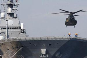 Biến tàu chiến thành tàu sân bay, Nhật Bản có phạm luật?