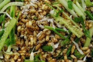Món ăn 'dễ nghiền' ở vùng đất Mũi Cà Mau