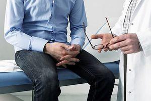 Cách tốt nhất phát hiện 'ung thư đàn ông' nhưng hay bị bỏ qua