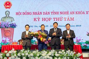 Nghệ An có Phó chủ tịch UBND tỉnh mới