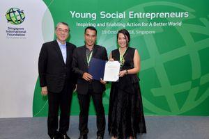 Gặp gỡ Cricket One, doanh nghiệp xã hội Việt nuôi dế vừa được vinh danh tại Singapore