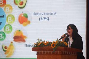 Công bố Đề án Dinh dưỡng người Việt