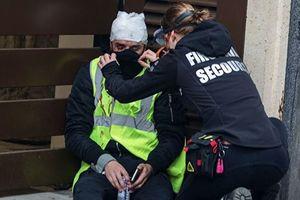 Tại Pháp, đại diện những người mặc 'Áo vàng' đã kêu gọi đi biểu tình vào thứ Bảy tới