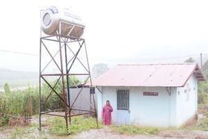 Tình trạng vệ sinh và nước sạch tại trường học vùng sâu, xa từng bước được cải thiện