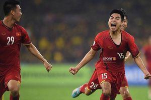Đội tuyển Việt Nam tiếp tục tạo cơn sốt hiếm có trong lịch sử truyền hình xứ sở kim chi
