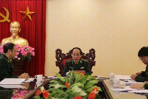 Hoàn tất công tác chuẩn bị cho Hội nghị Đảng ủy BĐBP phiên cuối năm