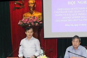 Kiểm toán đất đai ở các doanh nghiệp nhà nước tại tỉnh Đồng Nai