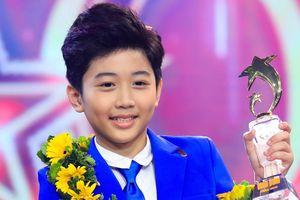 Hot boy nhí Bùi Gia Bảo đăng quang 'Sao nối ngôi nhí 2018'