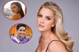 Hoa hậu Mỹ bị chỉ trích vì 'chê' tiếng Anh của H'Hen Niê