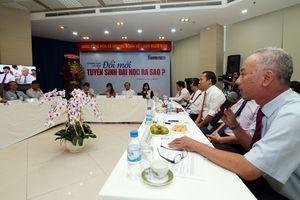 Trường ĐH Nguyễn Tất Thành có thể tổ chức thi đánh giá năng lực