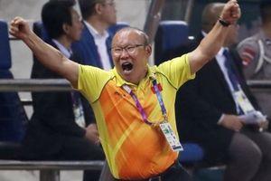 HLV Park Hang Seo bất ngờ nhận tin vui từ quê nhà, người hâm mộ Việt tấm tắc: 'Đáng công sức bỏ ra'