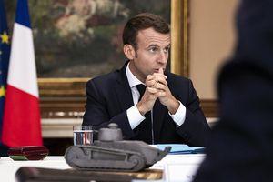 Nghị sĩ Pháp đề nghị bỏ phiếu bất tín nhiệm Tổng thống Macron