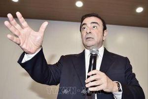 Hãng Renault vẫn giữ ông Carlos Ghosn làm Giám đốc điều hành