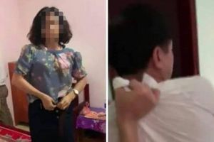 Chủ tịch thị trấn Hồ lên tiếng về việc bị bắt quả tang vào nhà nghỉ với một phụ nữ