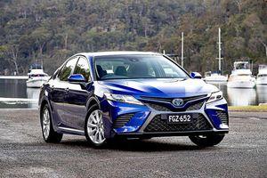 Top 10 thương hiệu ôtô bán chạy nhất tại Nhật Bản: Toyota 'vô đối'