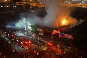 Bài 1: Những nguyên nhân gây ra cháy nổ ở các gara ô tô