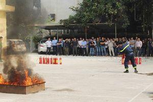 Bài cuối: Các biện pháp chủ động phòng cháy