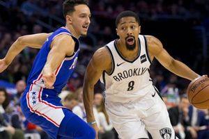 Thiếu Jimmy Butler, 76ers chật vật trong cuộc tiếp đón Brooklyn Nets