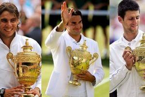 'Mong một ngày nào đó, Big 3 sẽ thôi thống trị quần vợt'