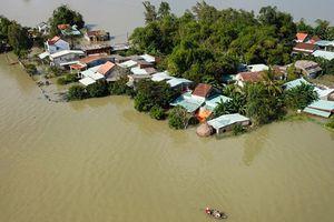 Khẩn trương ứng phó, khắc phục hậu quả mưa, lũ tại các tỉnh miền Trung
