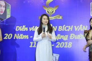 Nhà thơ Trần Bích Vân: Hãy đọc 'Bí mật Hồ Ly' rồi sẽ thấy yêu bản thân của mình hơn!