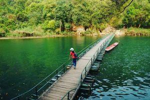 Chiêm ngưỡng vẻ đẹp huyền diệu của hồ Ba Bể