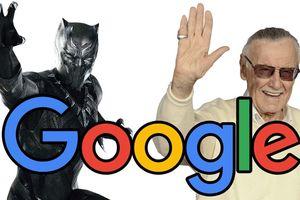 'Black Panther' vượt mặt 'Avengers 3', cùng ông trùm Stan Lee xuất hiện trong top đầu tìm kiếm của Google 2018
