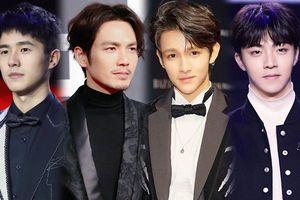'Men Of The Year 2018': Chung Hán Lương nam tính, Lưu Hạo Nhiên - Trần Lập Nông và Kim Samuel trẻ trung