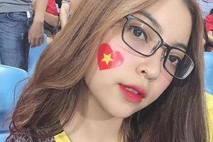 Hình ảnh 'lột xác' của bạn gái các tuyển thủ Việt Nam gây sốt mạng xã hội