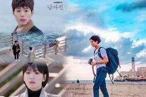 Cùng nghía lại 5 địa điểm đánh dấu những khoảnh khắc quan trọng của Song Hye Kyo - Park Bo Gum trong 'Encounter'