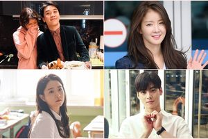 Lee Si Young nấu ăn mừng sinh nhật Seungri (Big Bang), Park Bo Young - Cha Eun Woo cùng quay FC