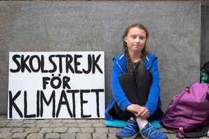 'Malala của Thụy Điển' tích cực bảo vệ môi trường