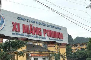 Ninh Bình: Công ty CP xi măng Hướng Dương xả thải gây ô nhiễm môi trường