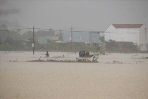 Mặt trận Trung ương hỗ trợ các tỉnh miền Trung bị thiệt hại do mưa lũ
