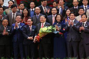 Ông Thào Xuân Sùng tái đắc cử Chủ tịch T.Ư Hội Nông dân Việt Nam