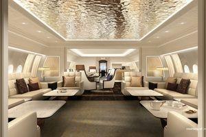 Bên trong máy bay cá nhân 400 triệu USD của Boeing