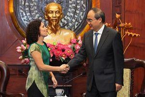 TP Hồ Chí Minh hứa hẹn là đối tác triển vọng cho Uruguay