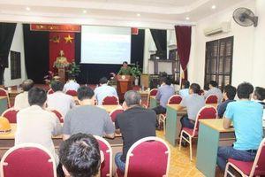 Công ty Cổ phần Nhiệt điện Ninh Bình: Nâng cao kiến thức PCCC và cứu nạn cứu hộ