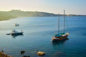 8 bãi biển thiên đường ở Cộng hòa Síp